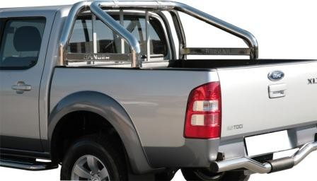 Ford Ranger 07 Styling Roll Bar Mark On Bed Rail