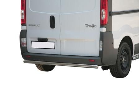 Renault Trafic Rear Protection 63 mm