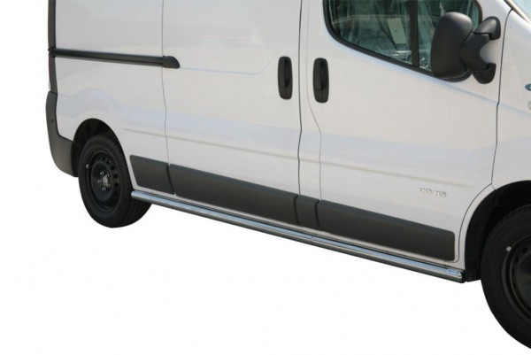 Renault Trafic Side Protections 63 mm