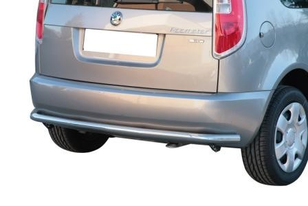Skoda Roomster Rear protection 50 mm