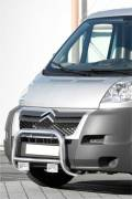 Citroën Jumper 06' Frontguard 60mm with EC type approval