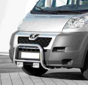 Peugeot Boxer 06' Frontguard 60mm with EC type approval