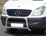 Mercedes Sprinter 06' Frontguard 60 mm with EC Approval