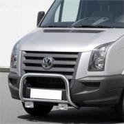 VW Crafter 06' Frontguard 60 mm with EC Approval