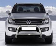 VW Amarok EU Low Bar with cross bar