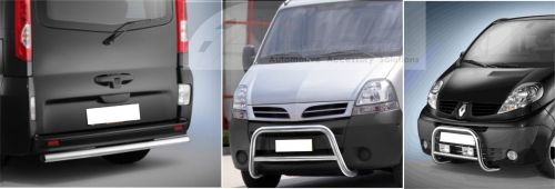 Stainless Steel Commercial Vehicles - Renault