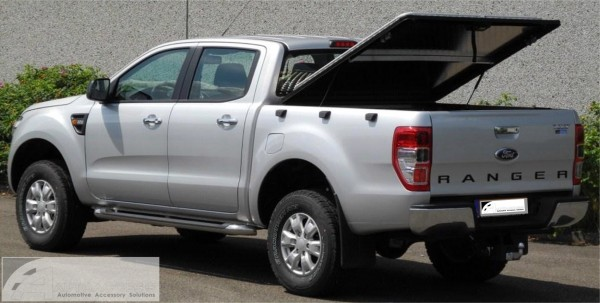 Ford Ranger T6 Dc Mountain Top Cover