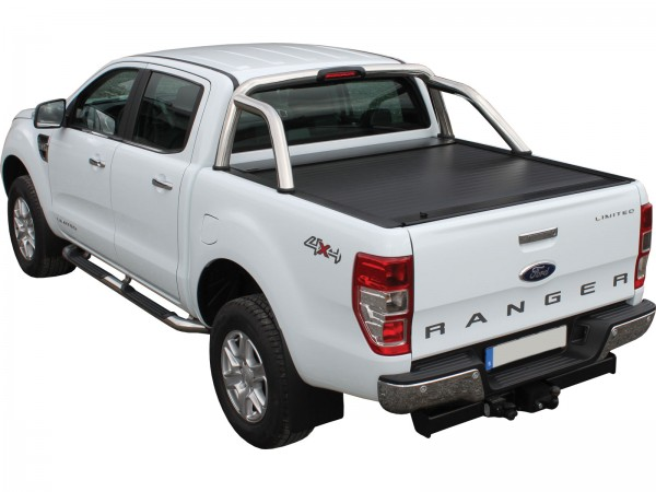 Ford Ranger T6 Dc Pe Roll N Lock For Oe Roll Bar