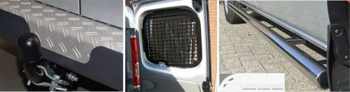 Stainless Steel Commercial Vehicles - Nissan
