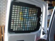Rear Door Window Grilles Nissan Primastar '03 H1