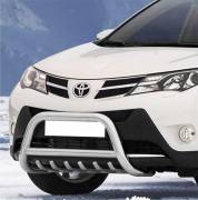 Toyota Rav4 2013 EC Type U 70 mm with crossbar and axcle bar