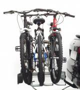 TOW BALL CYCLECARRIER SIENA 3 bikes
