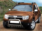 Dacia Duster Type U 70 mm with cross bar and axle-plate CE Appr.