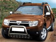 Dacia Duster Type U 70 mm with cross bar and axle-bar CE Appr.