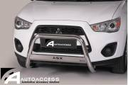 Mitsubishi ASX '10 Type U inox with Mark EC Approved