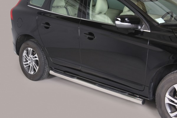 Volvo XC60 '14 Side bar with step 76 mm