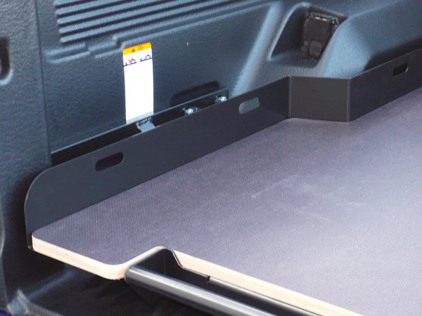 Sliding Cargo Tray Ford Ranger Dc T6 Type Ii Incl Non