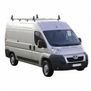 Citroen Jumper 2006- Delta Bars H2/L3,L4 - 4 Bar Delta Syst.