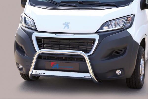 Peugeot Boxer '14 Type U 63 mm EU Approved