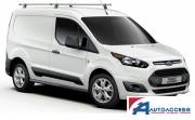 Ford Transit Connect '14- Delta Bars H1/L1L2 Twin doors - 2 Bars system