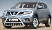 X-Trail T32 '14 Type U 70 mm With crossbar & axcle bar CE Appr