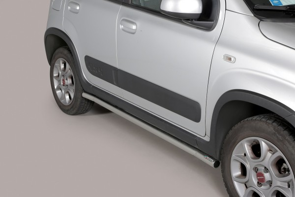Fiat Panda 4x4 '13/'15 Side protection 63mm