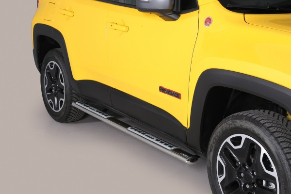 Jeep Renegade Trailhawk Design side protection