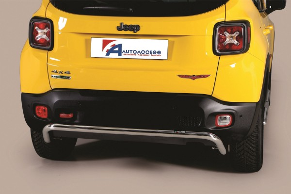 Jeep Renegade Trailhawk Rear protection 50mm