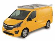 Opel Vivaro '15 Alu Rack L1H1 with tailgate