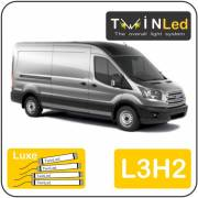 Ford Transit 2T L3H2 Twinled 12v. Luxe set