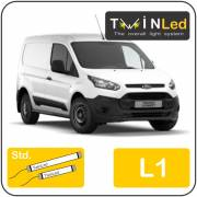 Ford Transit Connect L1 Twinled 12v. Std. set