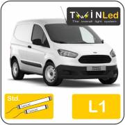 Ford Transit Courier L1 Twinled 12v. Std. set