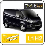 Ford Transit Custom L1H2 Twinled 12v. Std. set