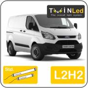 Ford Transit Custom L2H2 Twinled 12v. Std. set