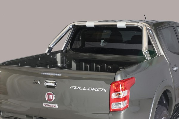Fiat Fullback DC '16 Roll bar design 76mm