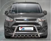 Ford Connect '13 Type U 60 mm with cross bar and axle-bar