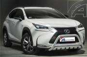 Lexus NX '14 Type U 70 mm with cross bar and axle plate