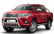 Toyota Hilux '15 Type u 70 mm with cross bar and axle-bar