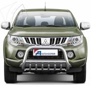 Mitsubishi L200 '15 Type U 70 mm with cross bar and axle-bar