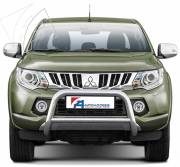 Mitsubishi L200 '15 Type U 70 mm with cross bar