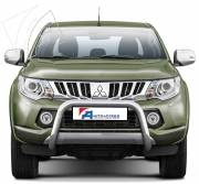 Mitsubishi L200 '15 Type U 70 mm without cross bar