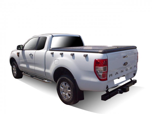 Ford Ranger T6 EC Alu tonneau cover (limited version)