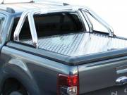 Stainless Steel Rollbar Double Tube 76 mm Ford Ranger '12