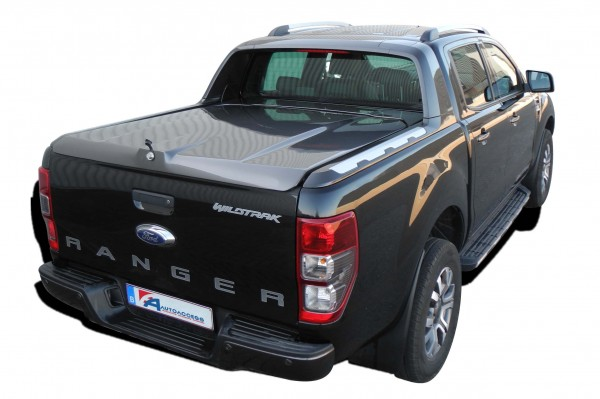 Ford Ranger T6 DC Wiltrack Top Up cover color grey