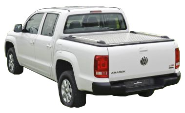 VW Amarok Mountain Top sportrail