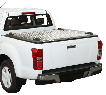 Isuzu D Max Ec Mountain Top Cover With Sportrail