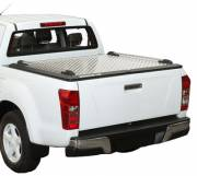 Isuzu D-Max EC Mountain Top cover with sportrail