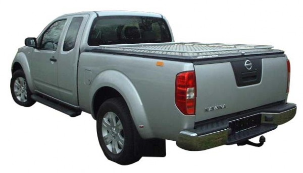Nissan Navara '05 EC Mountain top cover with c-channel