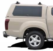 Hardtop CME Isuzu '17 EC Ash Beige 541 side glass