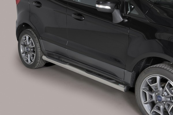Ford Ecosport '14 Side bar with step 76mm